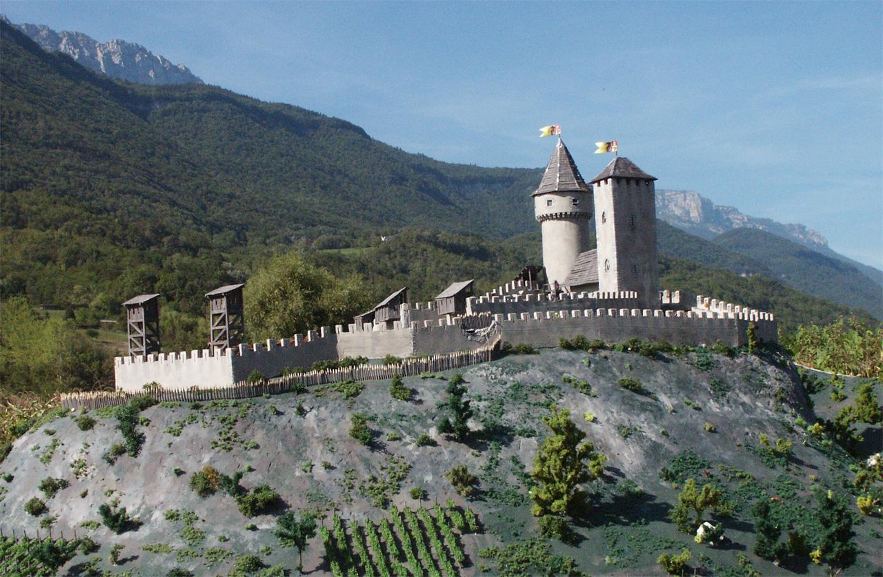 Le chateau de la terrasse